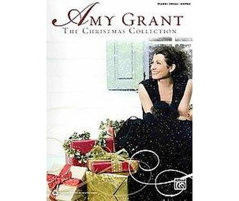 Amy Grant: The Christmas Collection : Piano/Vocal/guitar (Paperback) - image 1 of 1
