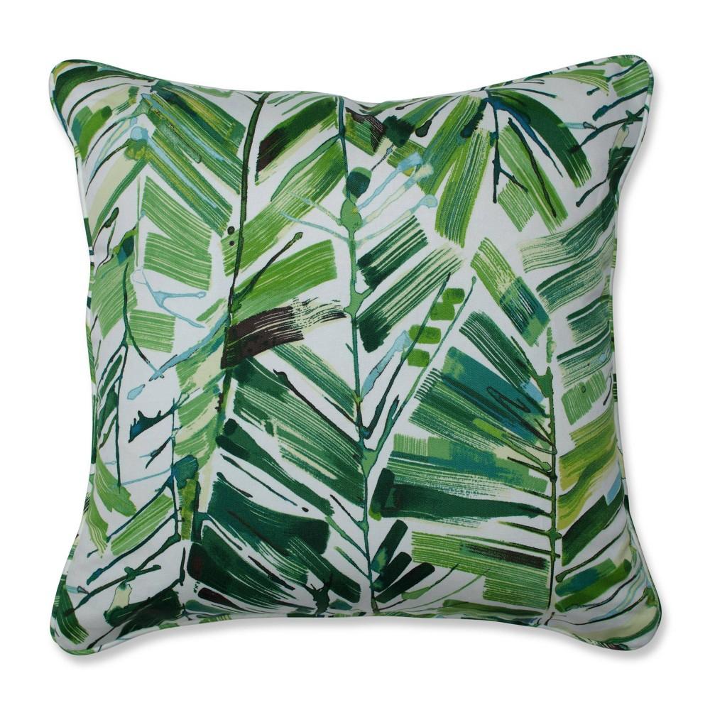 Chillin Out Mojito Mini Square Throw Pillow Green Pillow Perfect