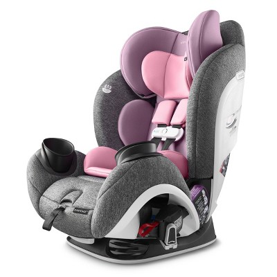 Evenflo Gold EveryStage Smart All-in-One Convertible Car Seat