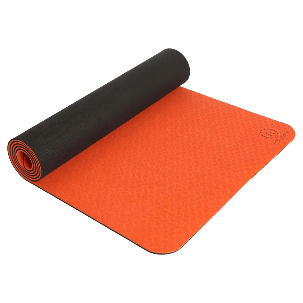 Lifeline Powerhouse Pro Mat (9.5mm), Orange