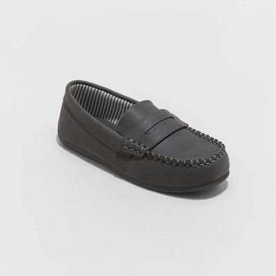 Boys' Samuel Flats and Slip-On - Cat & Jack™ Gray