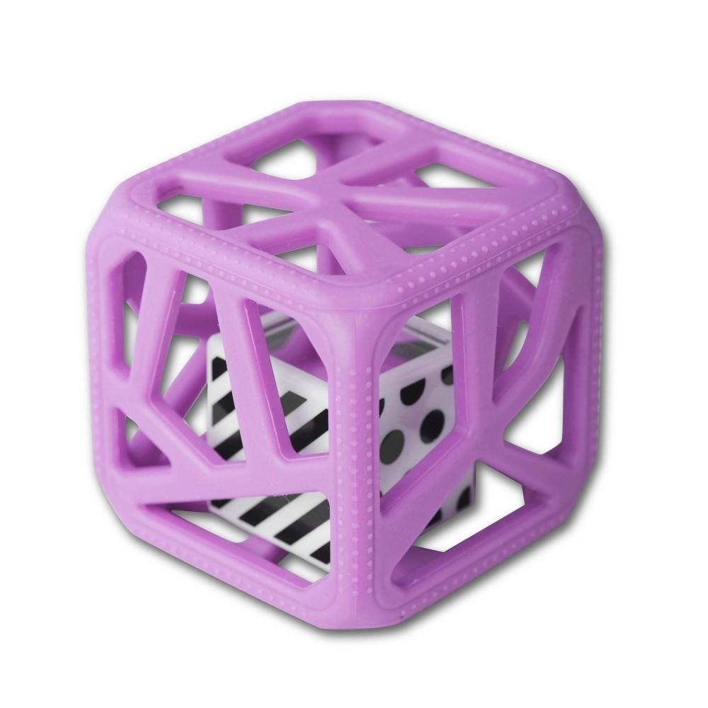 Image of Malarkey Kids Chew Cube - Purple