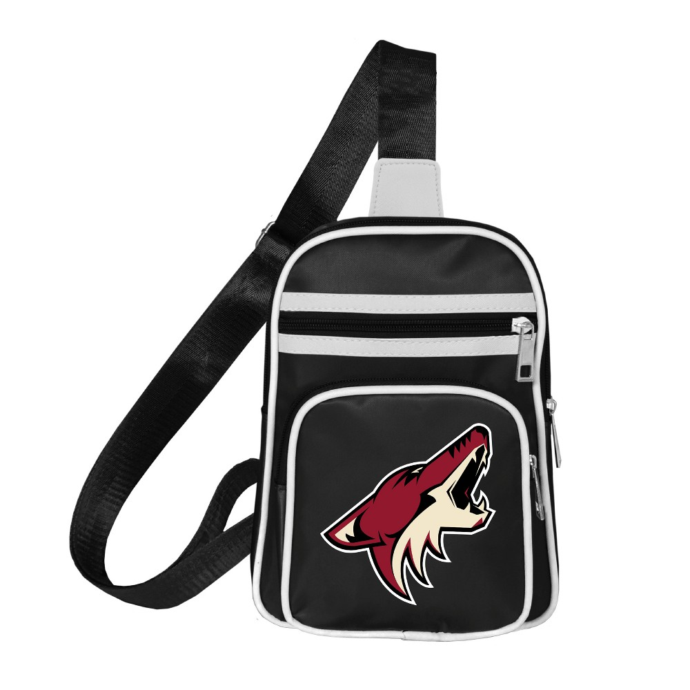 NHL Arizona Coyotes Mini Crossbody Bag, Kids Unisex