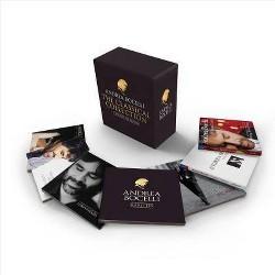 Andrea Bocelli - Andrea Bocelli: The Complete Classical Albums (CD)
