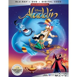 Aladdin Signature Collection (Blu-Ray + DVD + Digital)