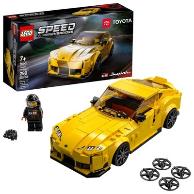 LEGO Speed Champions Toyota GR Supra 76901 Toy Car Building Toy