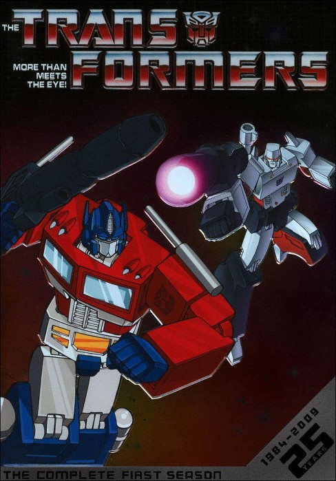 The Transformers: The Complete First Season [25th Anniversary Edition] [3 Discs] - image 1 of 1