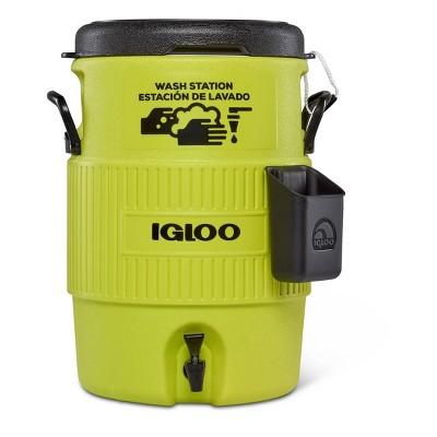 Igloo Wash Station 20qt Cooler - Acid Green