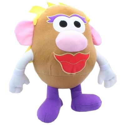 Johnny's Toys Mr. Potato Head 11 Inch Character Plush | Mrs. Potato Head