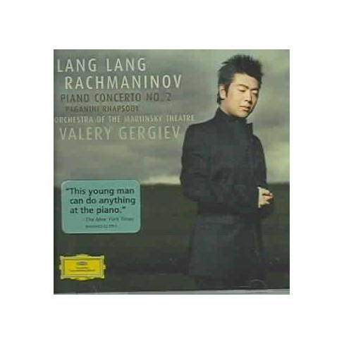Lang Lang - Rachmaninov: Piano Concerto 2 (CD) - image 1 of 1