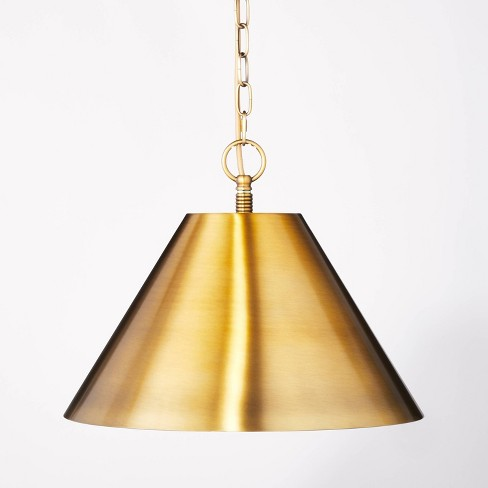 Small Metal Pendant Ceiling Light - Threshold™ designed with Studio McGee  - image 1 of 4