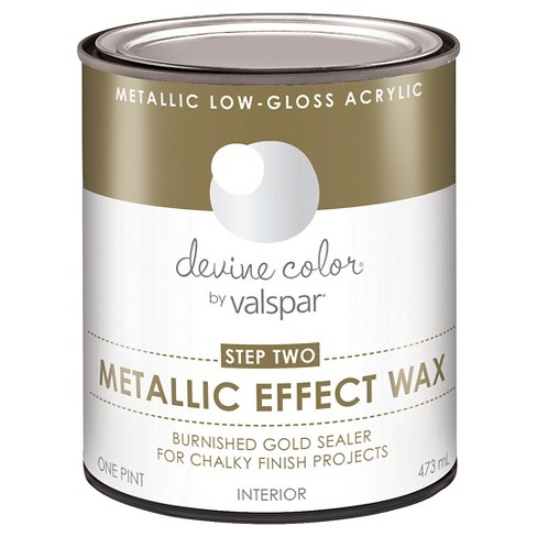 Devine Color Chalky Finish Paint - Metallic Wax - image 1 of 1
