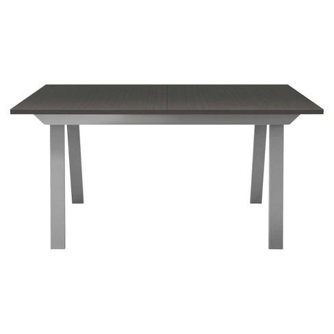 Amisco Drift Extendable Dining Table Gray