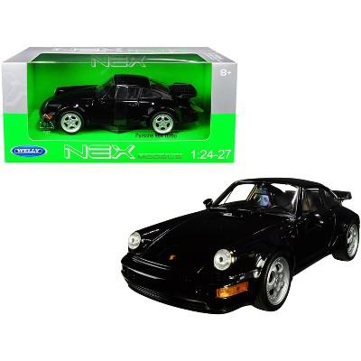 Porsche 964 Turbo Black 1/24-1/27 Diecast Model Car by Welly