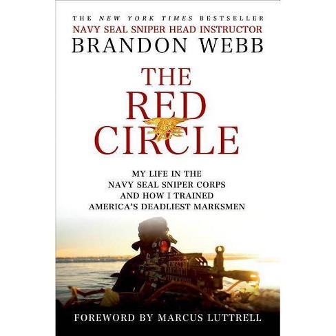 The Red Circle - by  Brandon Webb & John David Mann (Paperback) - image 1 of 1