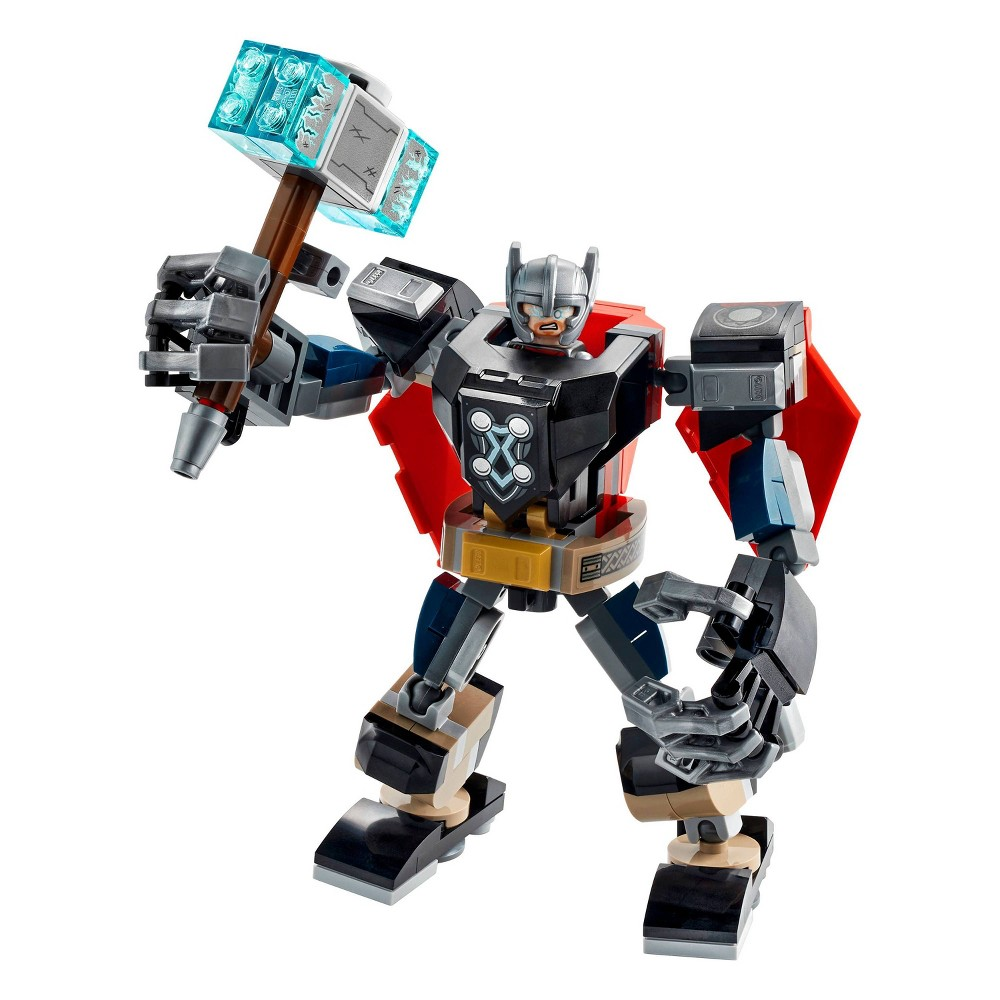 Lego Marvel Avengers Classic Thor Mech Armor Playset 76169