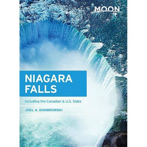 Moon Niagara Falls - (Moon Niagara Falls (Including the Canadian & Us Sides)) 2 Edition (Paperback) - image 1 of 1