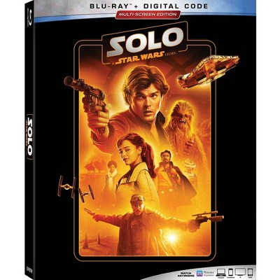 Star Wars Solo: A Star Wars Story