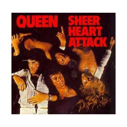 Queen - Sheer Heart Attack (CD) - image 1 of 1