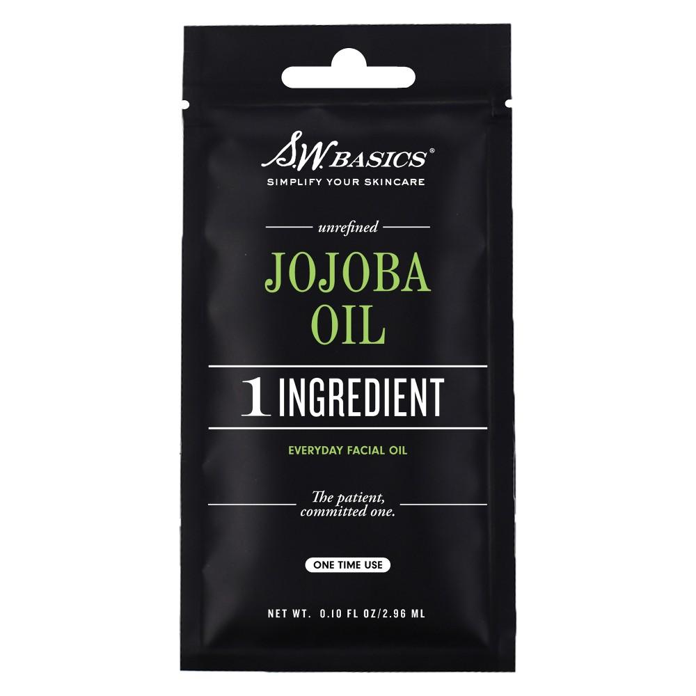 S.W. Basics Jojoba Oil Single Use Pouch - 0.1 fl oz