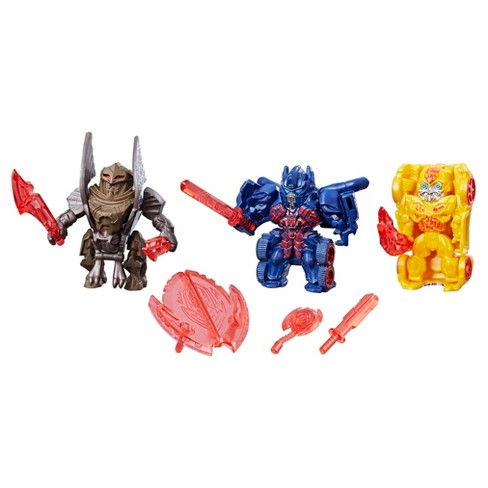 Transformers Reveal the Shield Tiny Turbo Changers 3pk - image 1 of 3