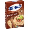 Minute Instant Whole Grain Brown Rice - 14oz - image 3 of 4