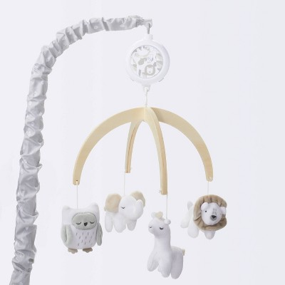 Crib Mobile Animals - Cloud Island™ Neutral
