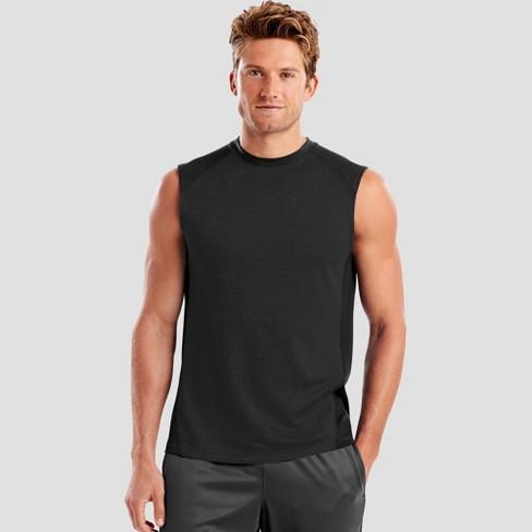 8f7220926405 Hanes Men's Sport Performance Muscle T-Shirt : Target