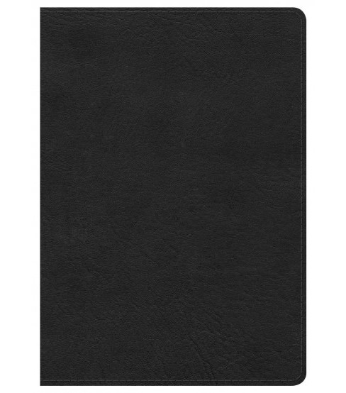 Holy Bible : King James Version, Black Leathertouch, Reference Bible (Large Print) (Paperback) - image 1 of 1