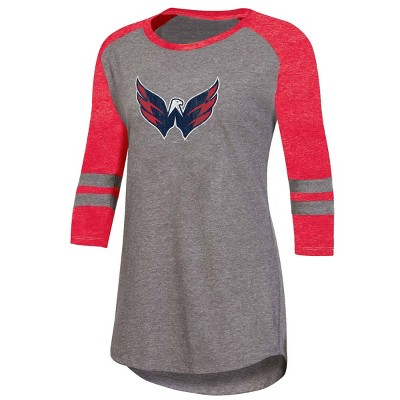 NHL Washington Capitals Women's Netminder T-Shirt