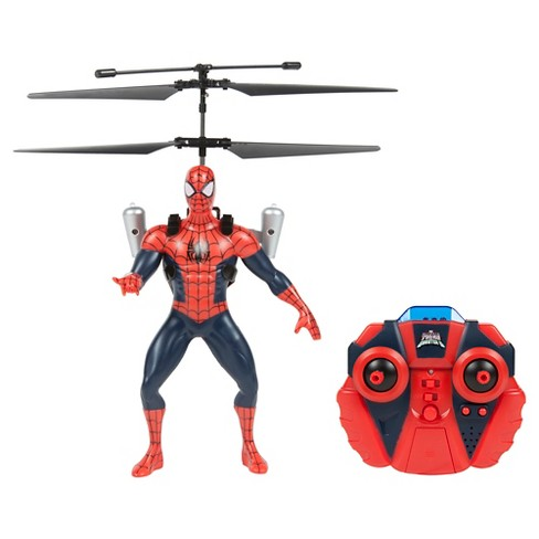 Marvel Spider-Man 2CH IR Helicopter - image 1 of 6