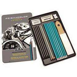 Prismacolor 18ct Graphite Drawing Set