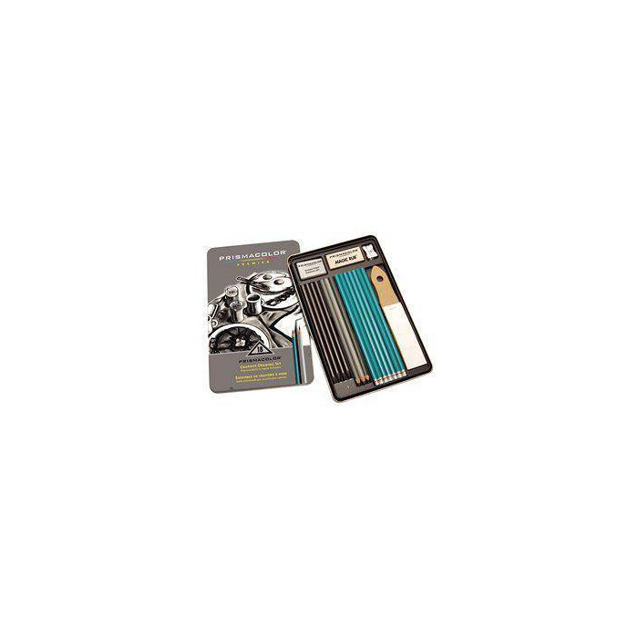 Prismacolor 18ct Graphite Drawing Set - image 1 of 4