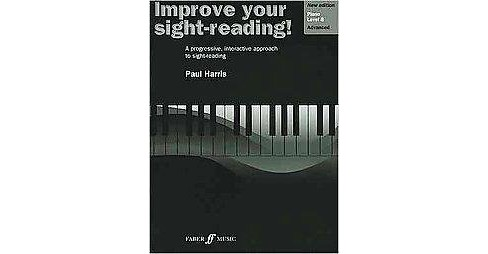 Improve Your Sight-reading! : Piano Level 8/ Advanced (Paperback) - image 1 of 1