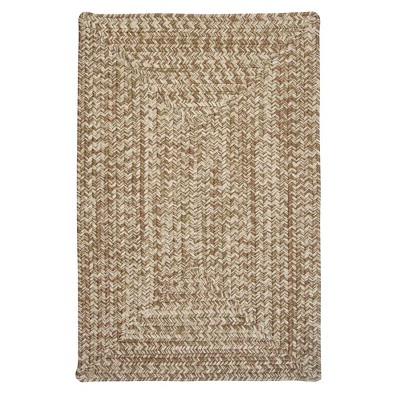 Forest Tweed Braided Rug - Colonial Mills