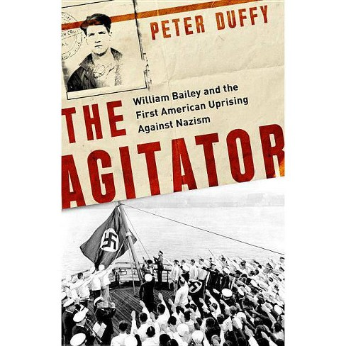 The Agitator - by  Peter Duffy (Hardcover) - image 1 of 1