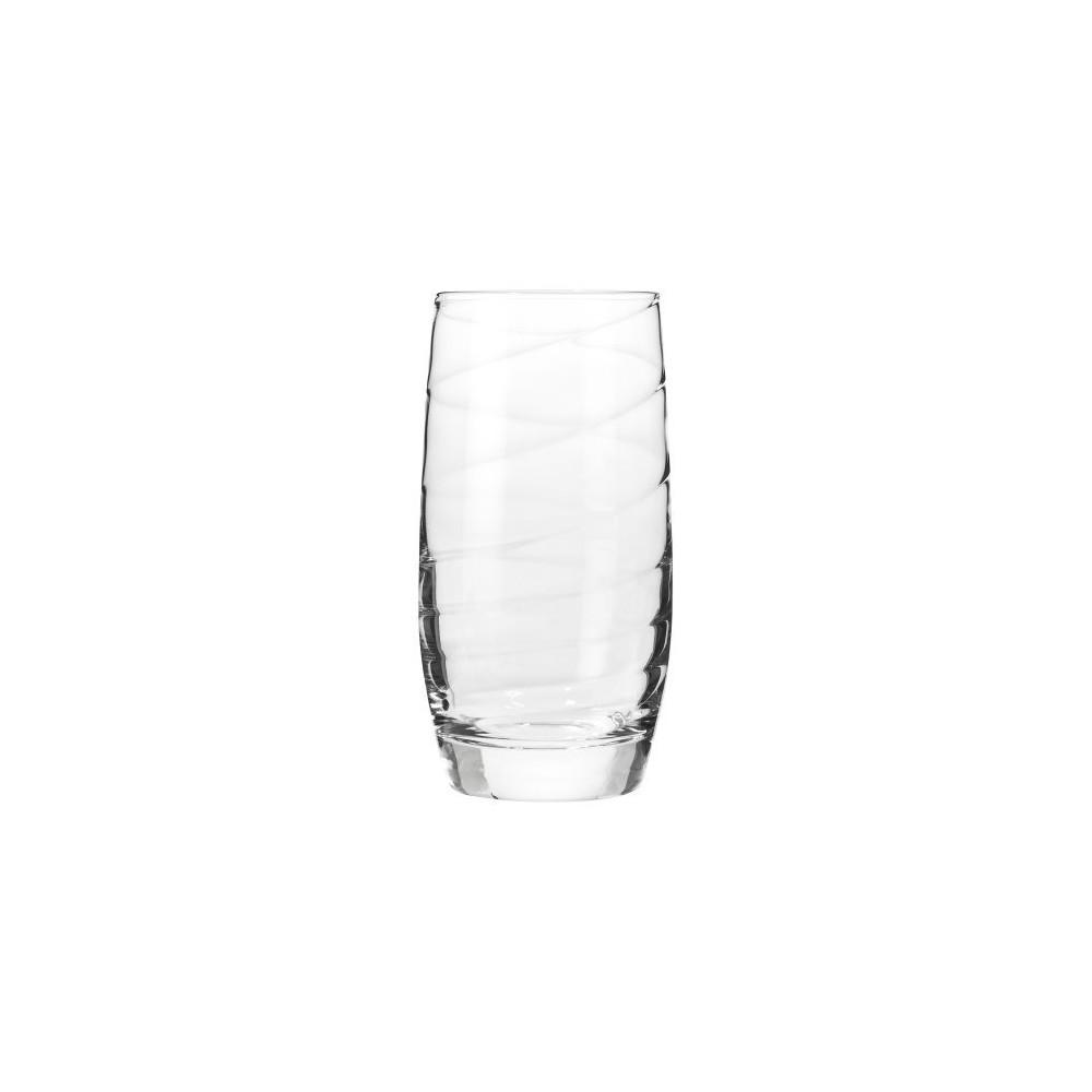 Image of Luigi Bormioli Romantica Beverage Glass Set of 4 - 19 oz