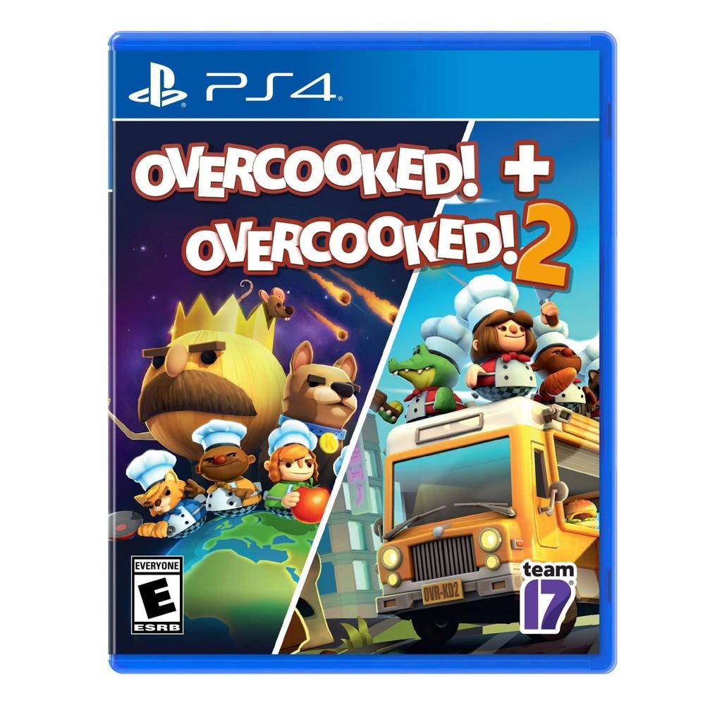 Overcooked! + Overcooked! 2 - PlayStation 4