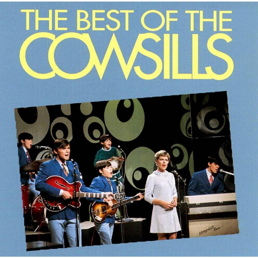 Cowsills - Best Of The Cowsills (CD)