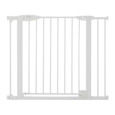 """Toddleroo by North States Bright Choice Auto-Close Baby Gate - White -  29.75""""-40.5"""" Wide - image 1 of 4"""