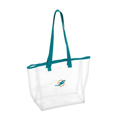 NFL Miami Dolphins Stadium Clear Tote