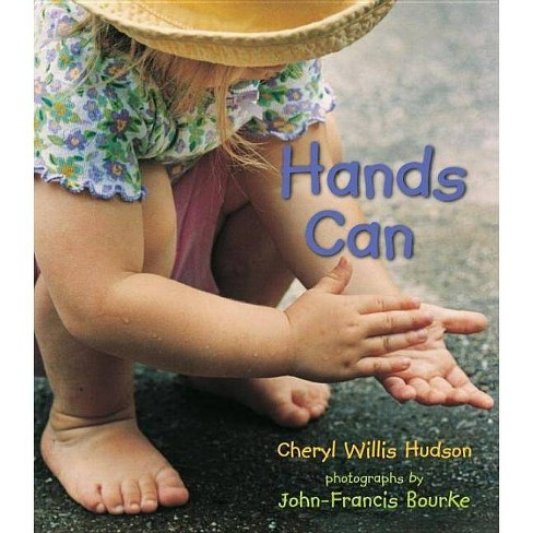 Hands Can - by  Cheryl Willis Hudson (Board_book) - image 1 of 1