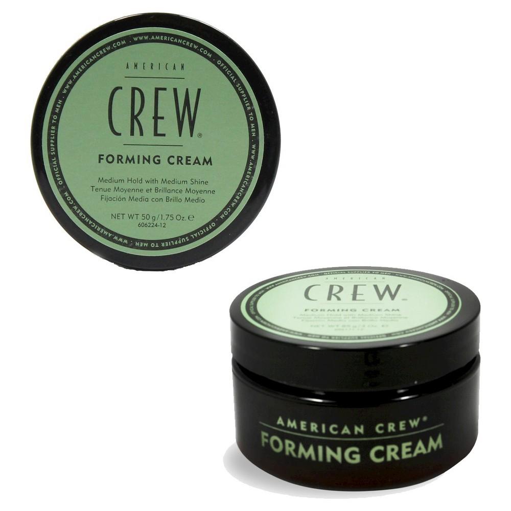 American Crew Medium Hold With Medium Shine Forming Cream - 1.75oz