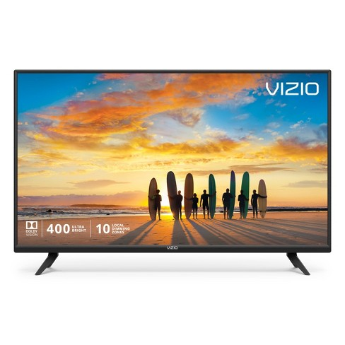 "VIZIO V-Series 43"" Class (42.5"" Diag.) 4K HDR Smart TV - Black (V436-G1) - image 1 of 4"