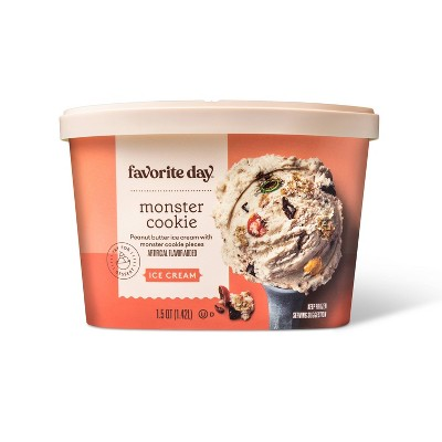 Monster Cookie Ice Cream - 48oz - Favorite Day™