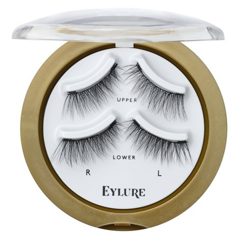 51cfb2eb333 Eylure Luxe False Eyelashes Magnetic Opulent Corner - 1pr : Target