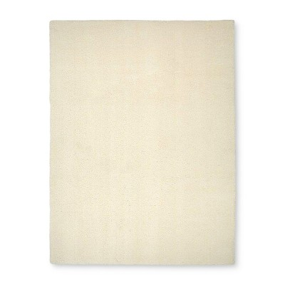5'X7' Solid Tufted Area Rugs Cream - Project 62™