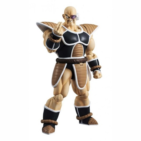S H Figuarts Dragon Ball Z Nappa Action Figures