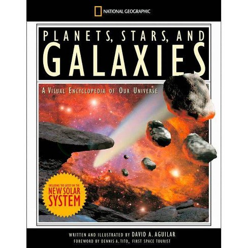 Planets, Stars, and Galaxies - by  David A Aguilar (Hardcover) - image 1 of 1