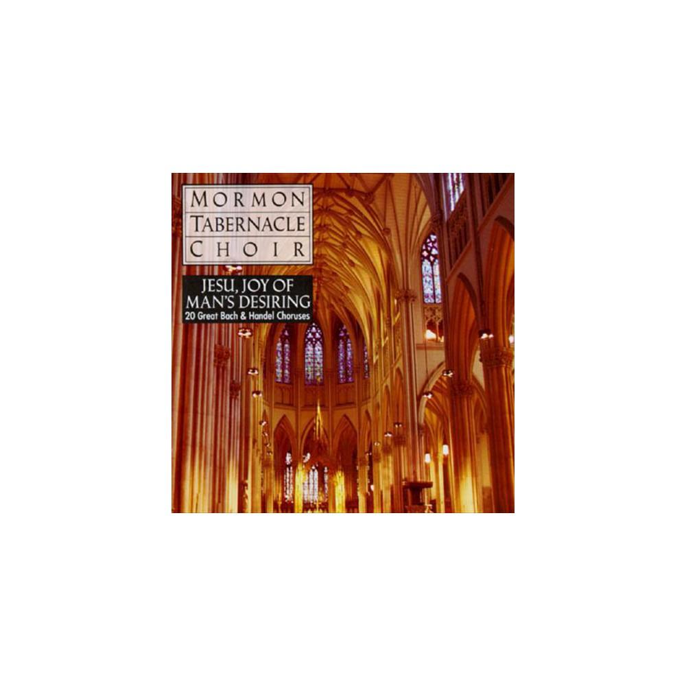Mormon tabernacle ch - Jesu joy of mans desiring (CD)